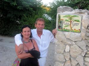 Janine et Didier Pruvost